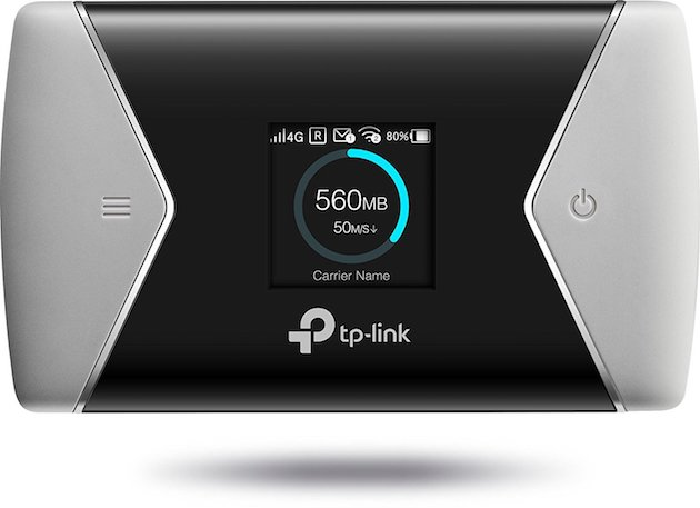 TP-Link M7650 routeur mobile Wi-Fi ultra rapide