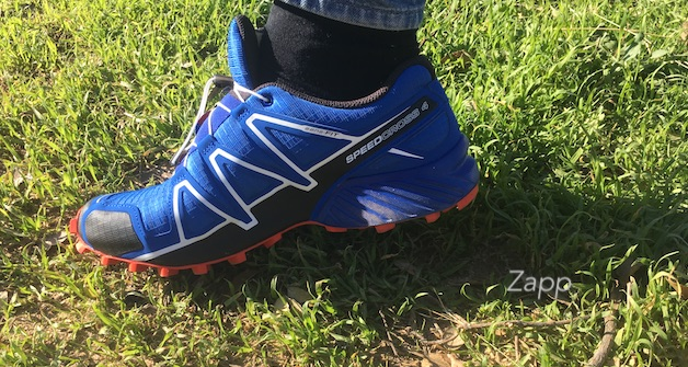 chaussures trail salomon speedcross 4