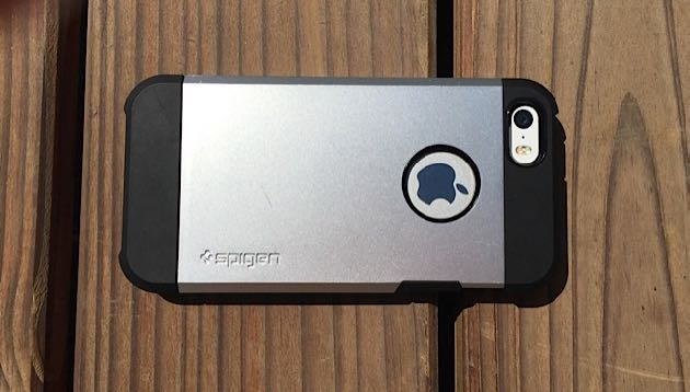 Coque Antichoc Spigen Tough Armor