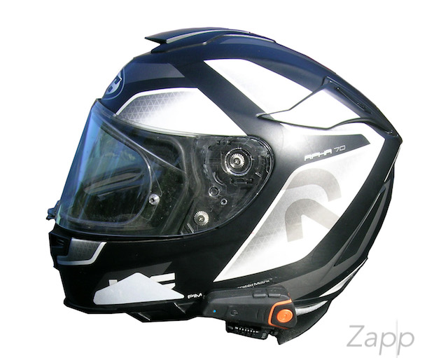 intercom moto casque