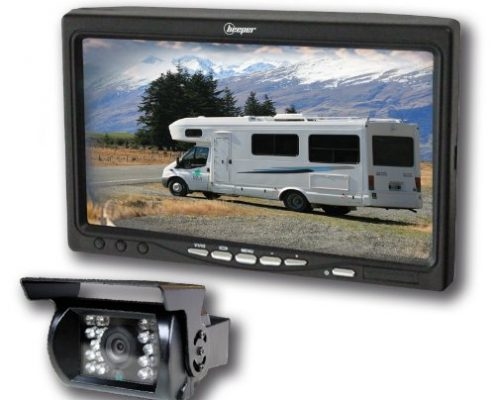 kit camera de recul camping car