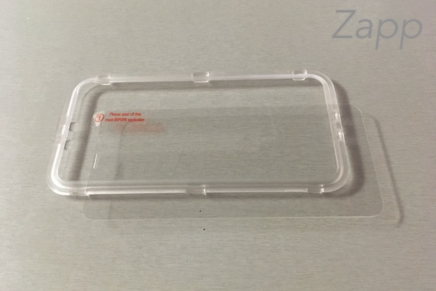 syncwire protection verre trempé iPhone XS/X